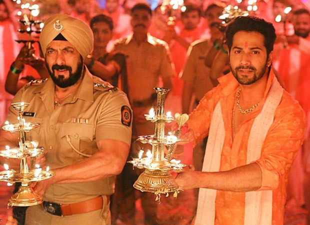 Making of Vighnaharta: Behind-the-scenes of Antim's Ganpati number feat. Salman Khan, Varun Dhawan and Aayush Sharma