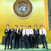 """BTS address world leaders at United Nations General Assembly sharing youth stories -""""They are finding courage and taking on new challenges"""""""