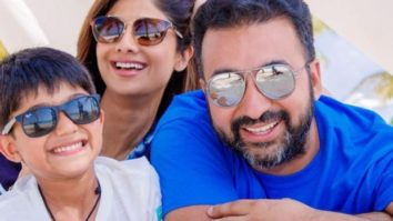 After Raj Kundra's bail, his and Shilpa Shetty's son Viaan posts a picture on Instagram