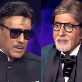 KBC 13: Jackie Shroff recalls the time Abhishek and Shweta Bachchan stopped him on his way to get Amitabh Bachchan's autograph