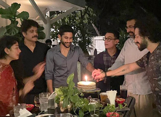 Why Nagarjuna became emotional during a dinner with Aamir Khan