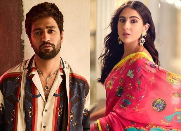 Vicky Kaushal and Sara Ali Khan to star in Laxman Utekar's next rom-com