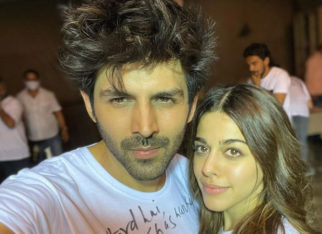 Kartik Aaryan and Alaya F share pictures and videos from the sets of Freddy as they wrap the shoot of the film