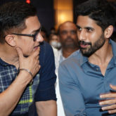 Aamir Khan comes out in support of Naga Chaitanya
