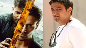 """2 Years of War """"Hrithik Roshan and Tiger Shroff have worked extremely hard in the film"""" – says director Siddharth Anand"""