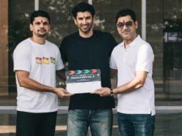 Aditya Roy Kapur begins shoot of Bhushan Kumar and Murad Khetani's Thadam remakeon Dussehra
