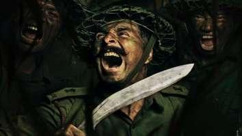 Akshay Kumar to play war hero Major General Ian Cardozo in Gorkha, first look unveiled