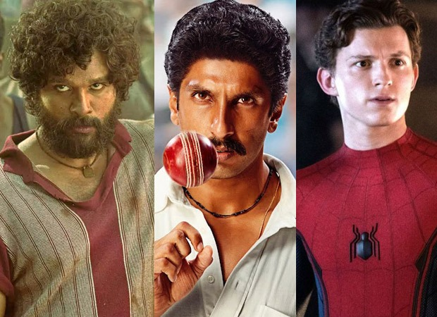 Allu Arjun starrer Pushpa The Rise to release on December 1; avoids clash with Ranveer Singh's 83 and Spider-Man No Way Home