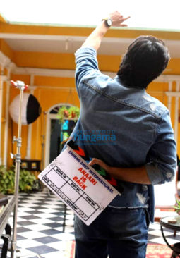 On The Sets From The Movie Anaari Is Back