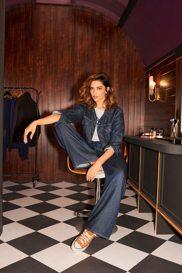 Deepika Padukone and Levi's collaborate on new capsule collection
