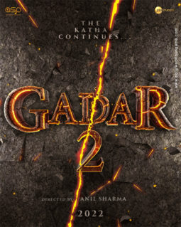 First Look Of Gadar 2
