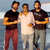 Hrithik Roshan wraps up first action sequence for Vikram Vedha, check out photos