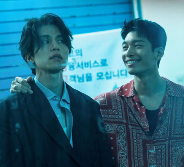 Lee Dong Wook and Wi Ha Joon star in upcoming drama Bad and Crazy, first look unveiled
