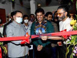 Photos: Suniel Shetty launches Nitrro Bespoke Fitness gym in Powai