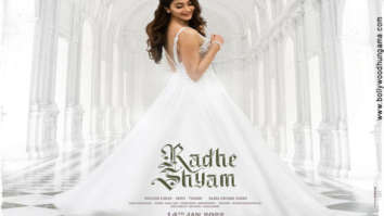 First Look Of Radhe Shyam