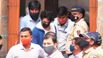 Shah Rukh Khan's son Aryan Khan transferred to Arthur Road Jail