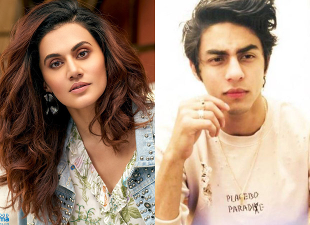 """Taapsee Pannu on Aryan Khan's arrest: """"We are public figures, and have to deal with these repercussions"""""""