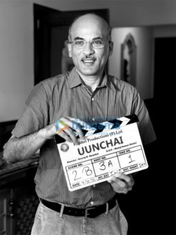 On The Sets From The Movie Uunchai