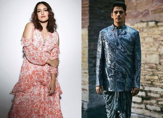This is what Sonakshi Sinha finds inappropriate about Vijay Varma's latest pictures in traditional wear