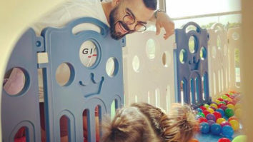 Anushka Sharma beautifully captures Virat Kohli's playtime with daughter Vamika