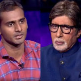 KBC 13: Contestant who wins Rs. 1 crore complaints to Amitabh Bachchan about his changing equation with Taapsee Pannu from Pink and Badla