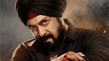 Antim: The Final Truth: Salman Khan as Rajveer Singh is a terrifying Sikh Cop; check out new poster
