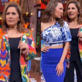 Archana Puran Singh gives a Miss Braganza twist to Shehnaaz Gill's viral meme Itni Sundar with Rochelle Rao