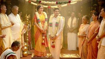'Mann Kesar Kesar' from Meenakshi Sundareshwar is the perfect song to celebrate love this season; Sanya Malhotra's impromptu dance adds to the magic